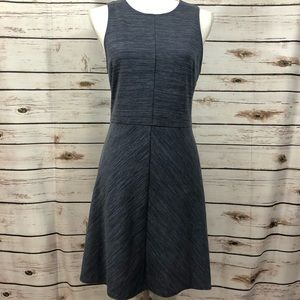 COOPERATIVE UO sleeveless fit and flare dr…